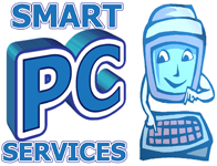 Smart PC Services logo.